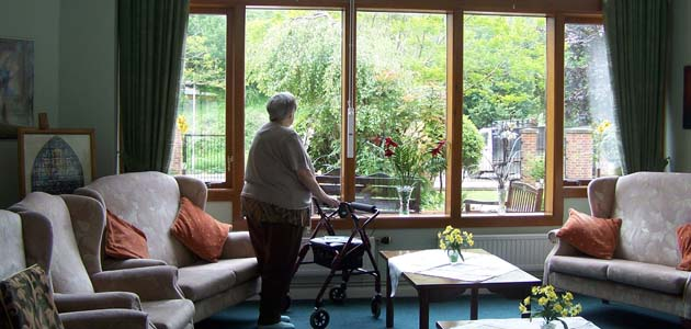 Housing for the elderly the friend for Home for handicapped