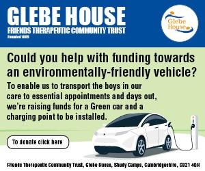 Glebe House car