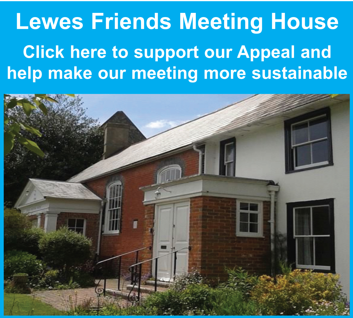 Lewes Meeting House appeal