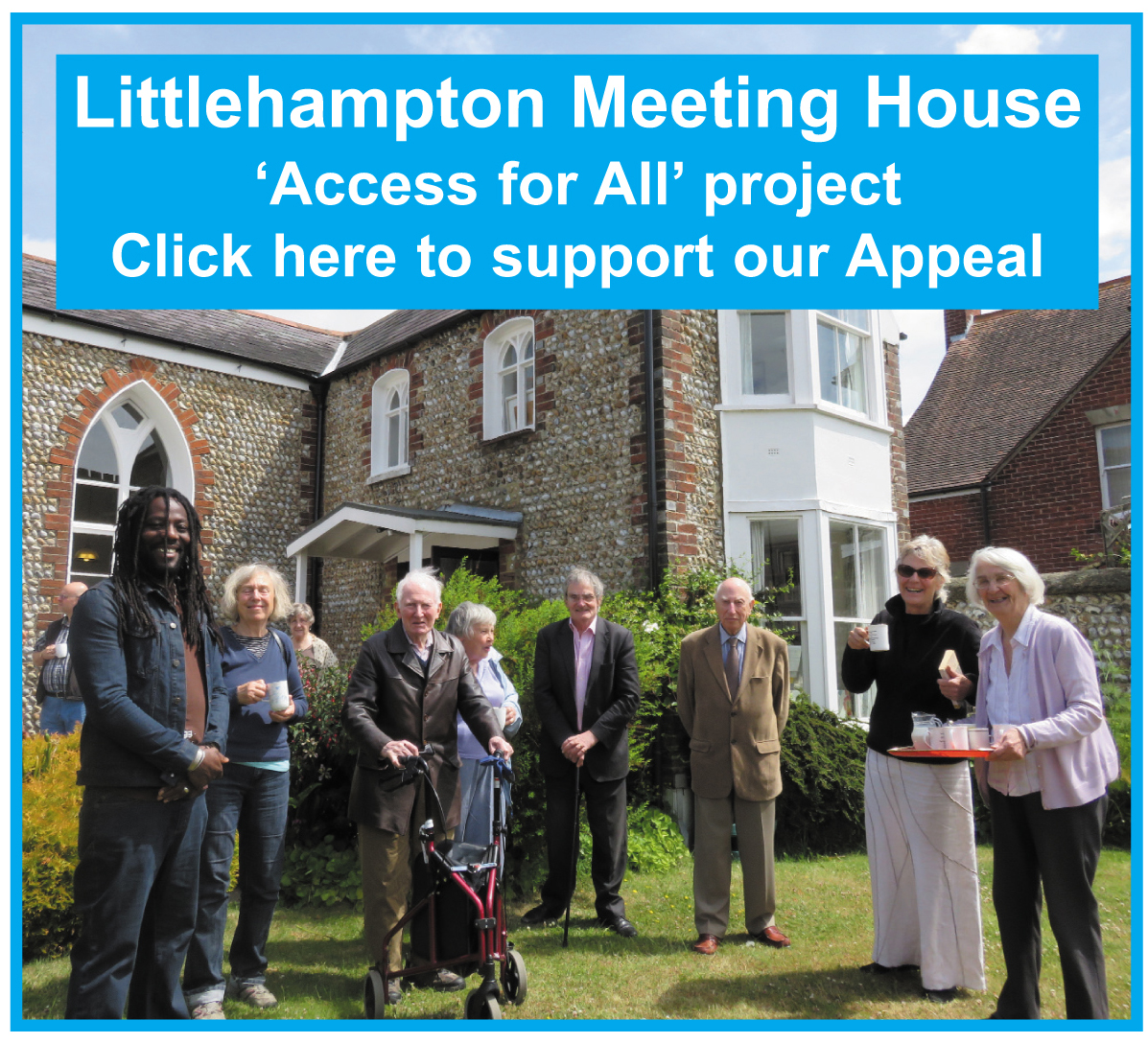 Littlehampton Meeting Appeal
