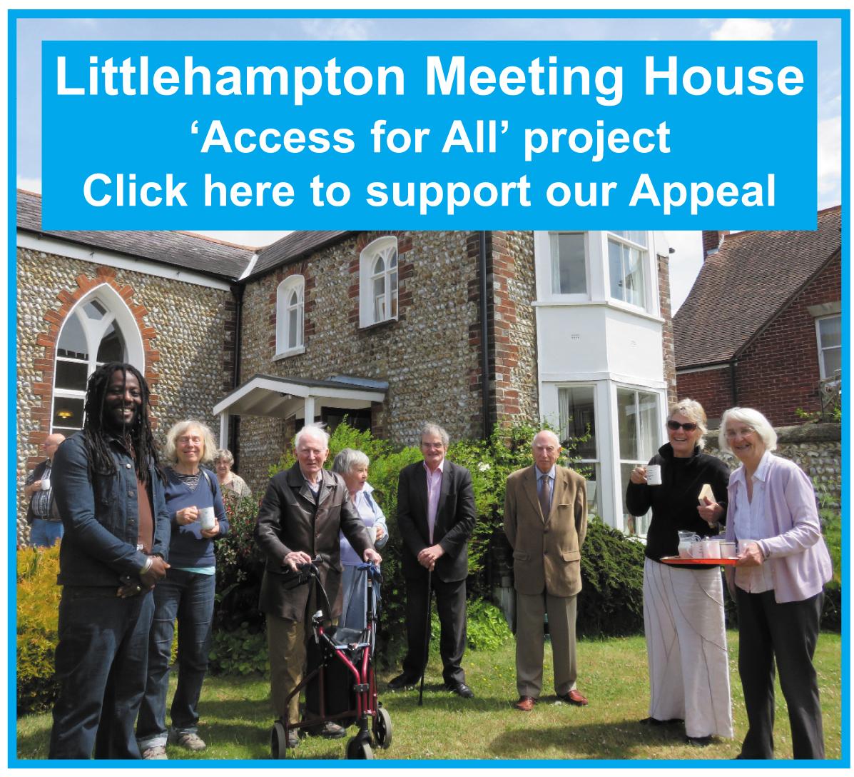 Littlehampton Meeting Appeal