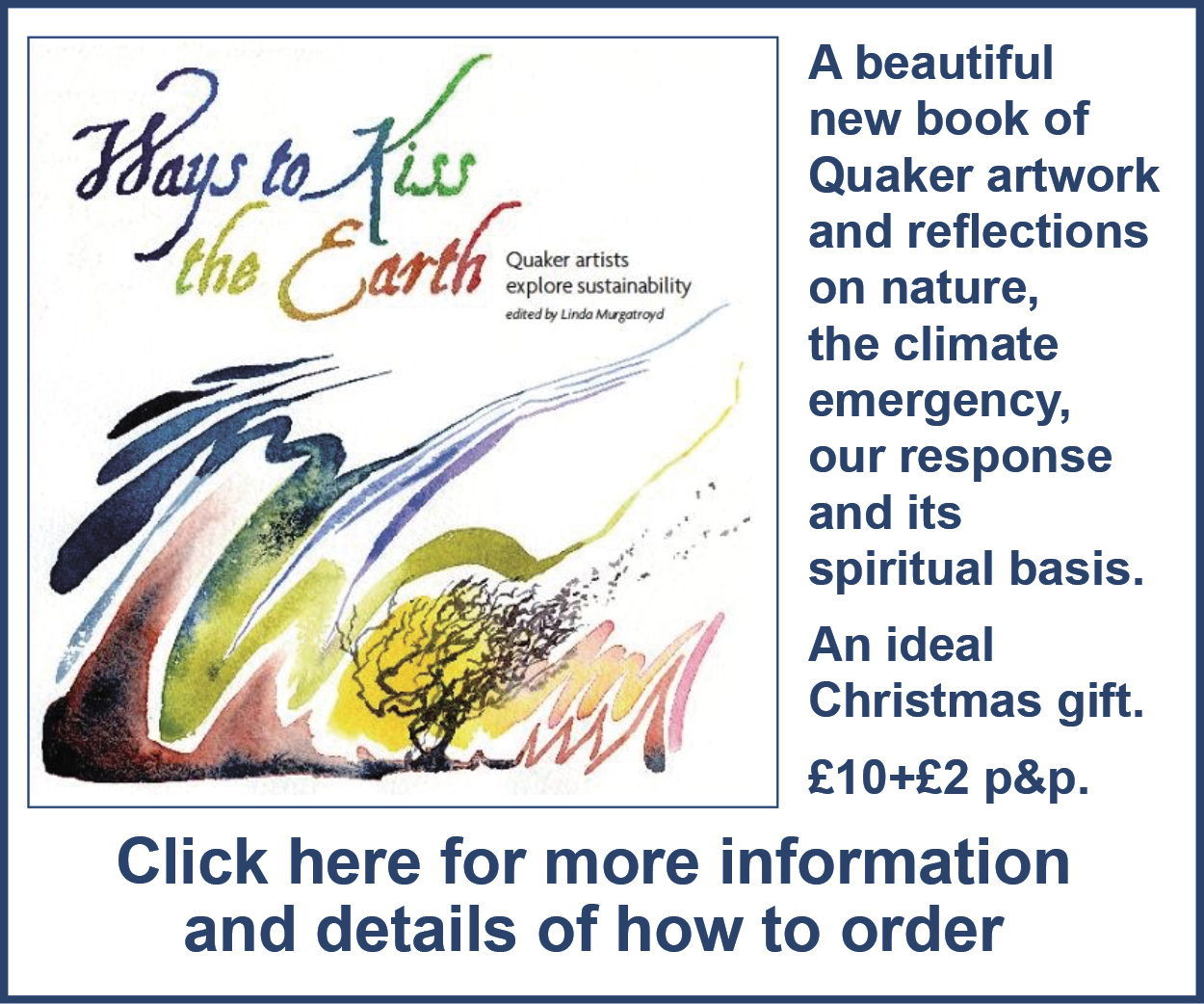 Ways to Kiss the Earth book